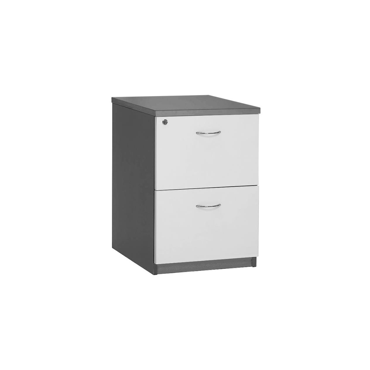 Fixed Pedestal 2 Drawer Neel Group
